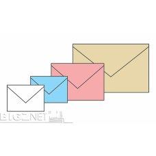 Koverta b6-bb bela