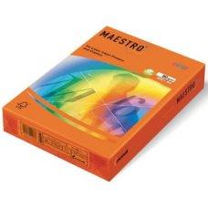 Maestro color a4 naranžasti or43