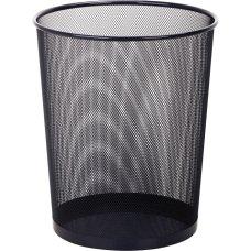 Korpa za smeće žičana crna