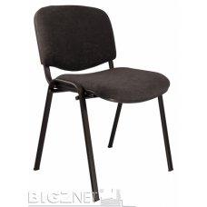 Stolica konferencijska crna štof