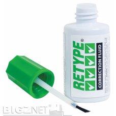 Korektor tečni solvent 20 ml