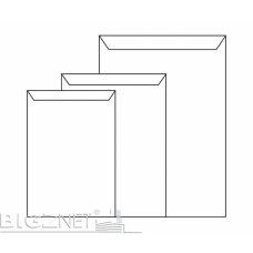 Koverta 17x25 samolepljiva bela