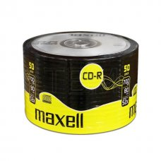 CD-R 52x 1/50 Maxell