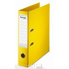 Registrator pvc A4 Fornax 8cm žuti