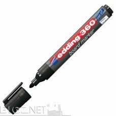 Marker za belu tablu EDDING 360 crni