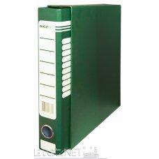 Registrator kartonski A4 sa kutijom uski zeleni BIGZ NET