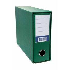 Registrator kartonski B5 sa kutijom zeleni