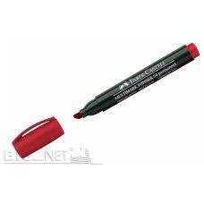 Flomaster Marker Permanentni Crveni