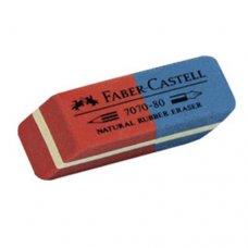 Gumica Faber-Castel sleeve crveno/plava 182401