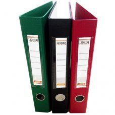Registrator A4 PVC Lioner premium 5cm crveni