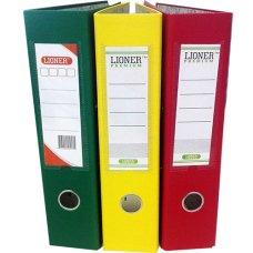 Registrator A4 PVC Lioner premium 8cm crveni