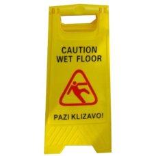 """Znak upozorenja """"Klizav pod"""""""