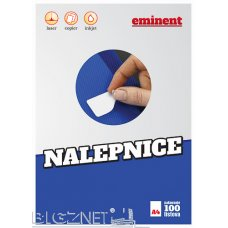 Nalepnice 105x148,5 Eminent