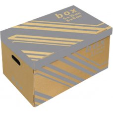 Arhivska kutija Fornax 522x351x305 sa poklopcem