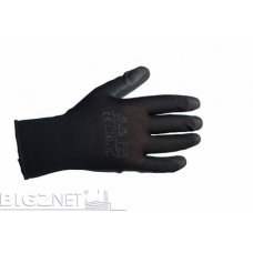 Rukavice Poliuretanske crne N10 521060