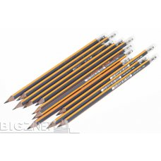 Grafitna olovka black pep's sa gumicom b