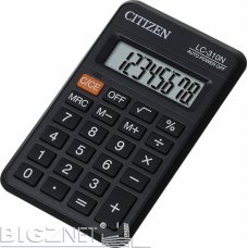 Džepni/stoni kalkulator LC-310N