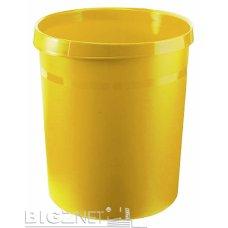 Korpa za otpatke 18L žuta