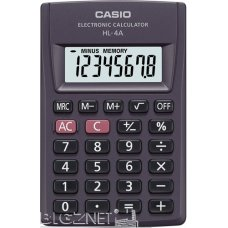 Kalkulator džepni hl 4a