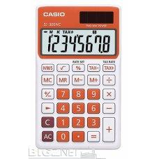 Kalkulator džepni sl 300nc narandzasti