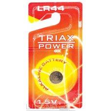 Baterije Triax LR44 1/1