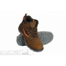 Cipele duboke sa nemetalnom zaštitnom kapnom i listom