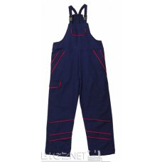 Radne pantalone Lux sa tregerima, diolen