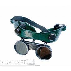 Naočare varilačke, preklopne, PVC, sa podesivom trakom