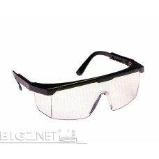 Naočare polikarbonatne sa bočnom zaštitom, podesive ručice