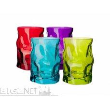 Čaše Multikolor Sorgente acqua 30cl