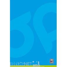 Sveska Premium, mek povez, A4, linije-dikto 60l