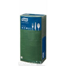 Salvete premium 2 sloja 33x33 zelene, 250/1