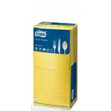 Salvete premium 2 sloja 33x33 žute, 250/1