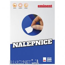 Nalepnica Eminent 105x45