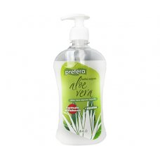 Sapun tečni sa pumpicom Prefera Aloe Vera 500ml