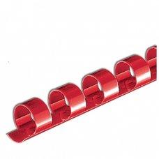 Spirala za koričenje 22mm 50/1 crvena