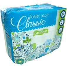 Toalet papir Prefera CLASSSIC dvoslojni 24/1
