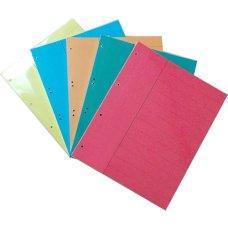 Pregradni karton A4+ 240x297 Eminent žuti 250 grama