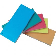 Pregradni karton skraćeni 240x105 Eminent plavi