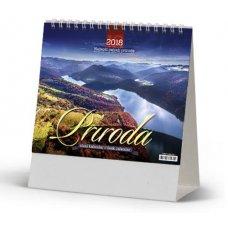 Promotivni stoni kalendar priroda 06