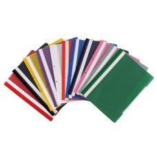 Fascikla PVC sa polumehanizmom 1/25 zelena