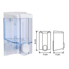 Dispenzer za tečni sapun S2T 500ml providni Prefera