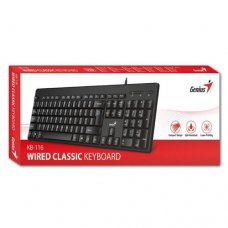 Tastatura Genius KB-116 usb