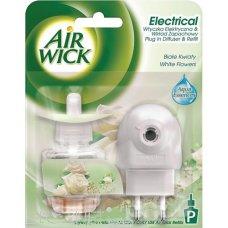 Osveživač prostora električni aparat 19ml White flowers