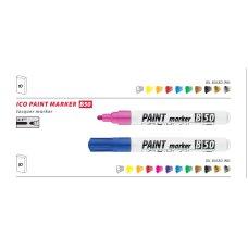 Marker Ico Paint b50 plavi